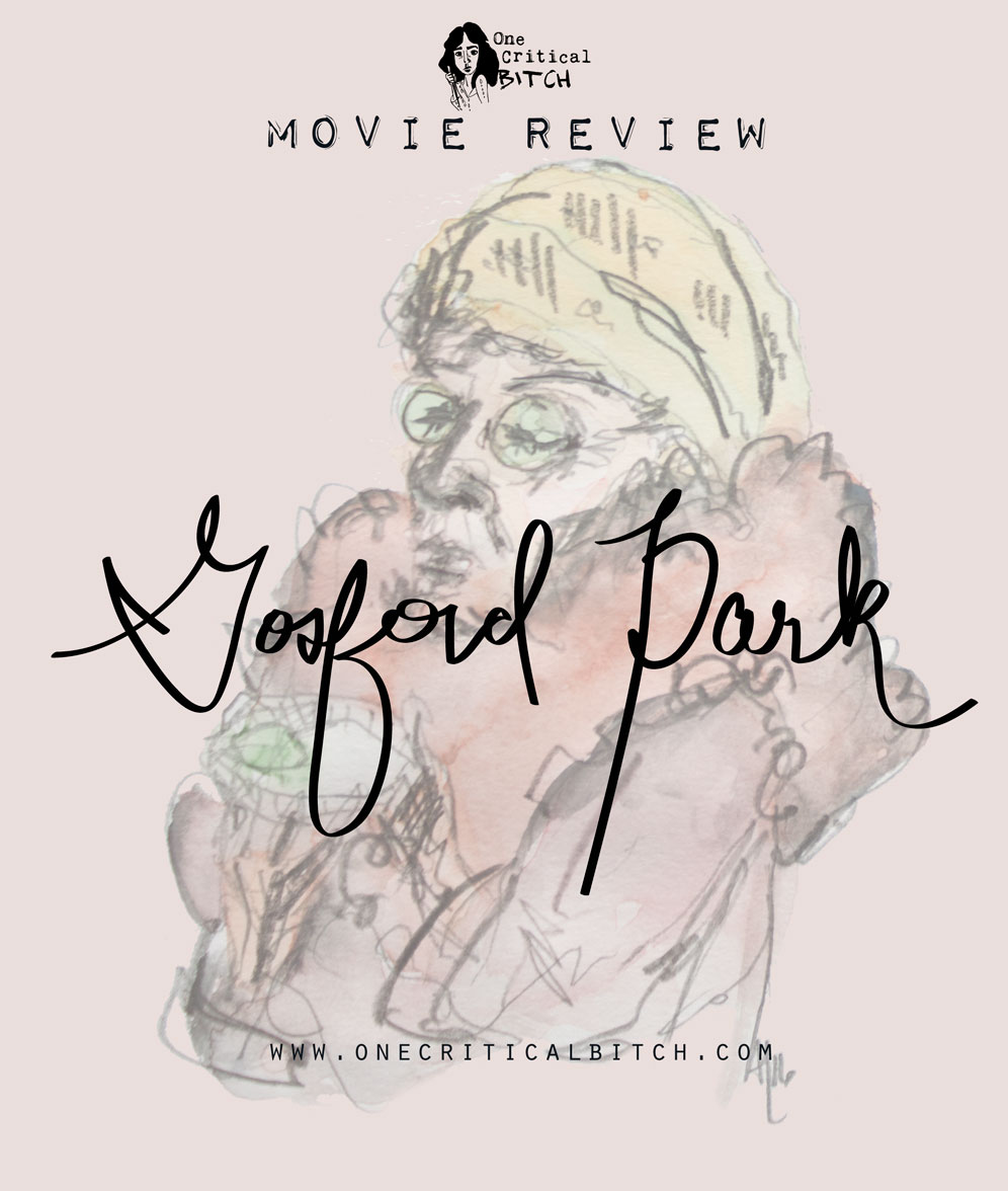 """Robert Altman's murder-mystery """"Gosford Park"""" is perfect for the Downton Abbey fan in your life 