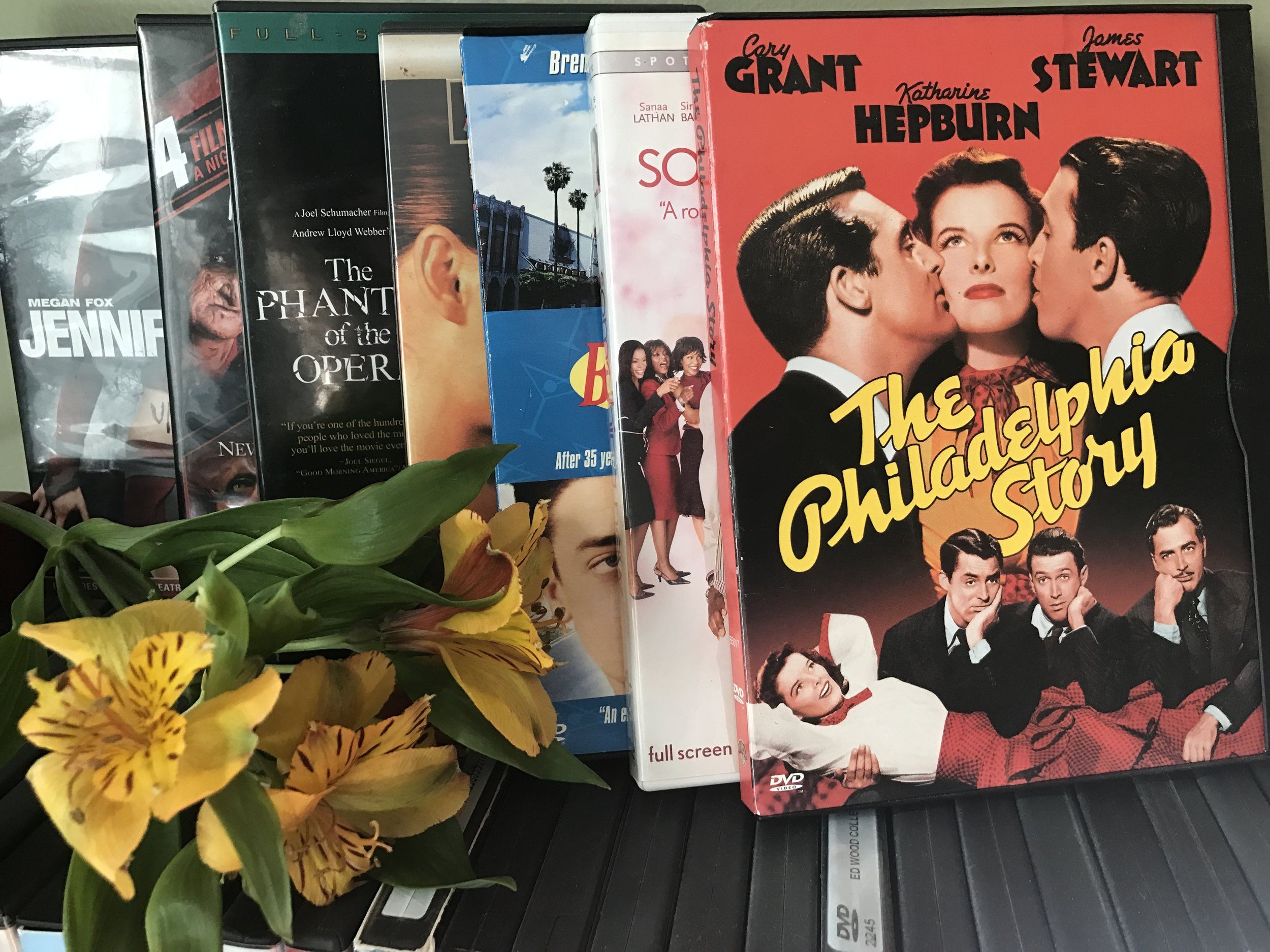 The Philadelphia Story | Your Comprehensive Valentine's Day Movie Guide | onecriticalbitch.com