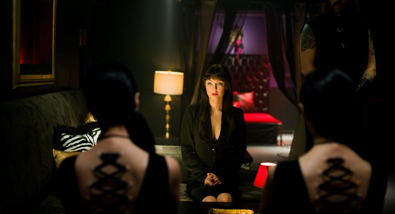 Katherine Isabelle in American Mary | Enthusiastic Consent: A Valentine's Day Watchlist | onecriticalbitch.com