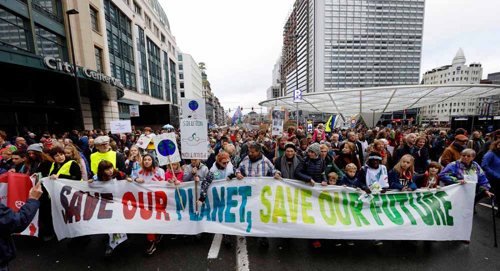 Judy Asks: Will Europe Remain the Anti-Global Warming Leader? - Response by Deborah Gordon in Judy Dempsey's Strategic Europe Blog