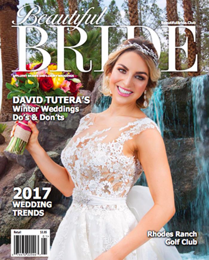 Beautiful Bride magazine cover