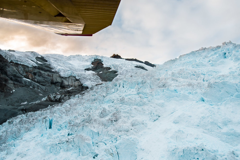 Mile High Cliff Tour: Kennicott Valley, Stairway Icefall
