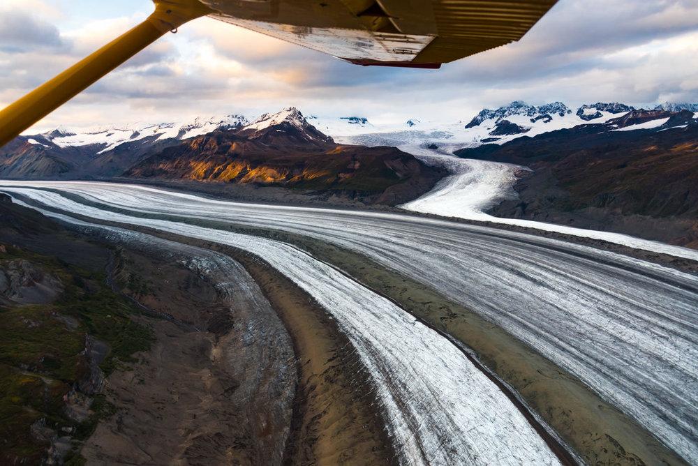 Jewels of the Wrangells Tour: Rohn Glacier
