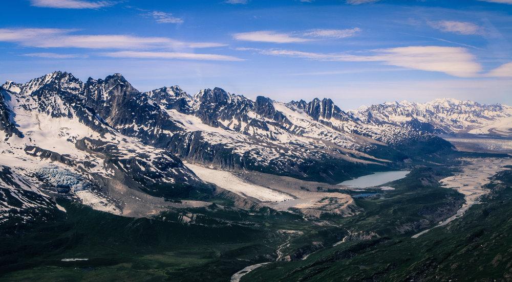 Jewels of the Wrangells Tour: Granite Creek
