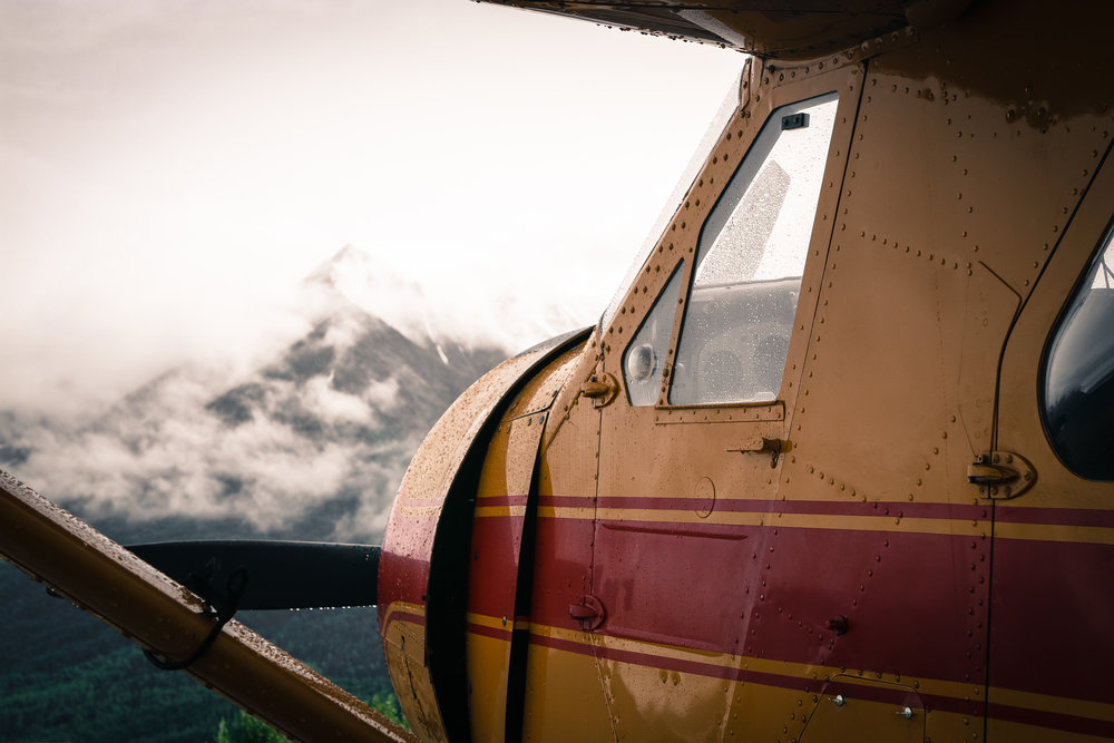 Basecamping Drop-Off: DeHavilland Beaver
