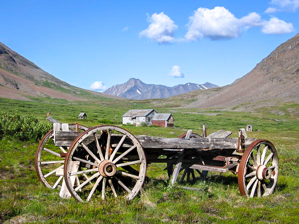 Basecamping Drop-Off: Bremner Cabin, Wagon