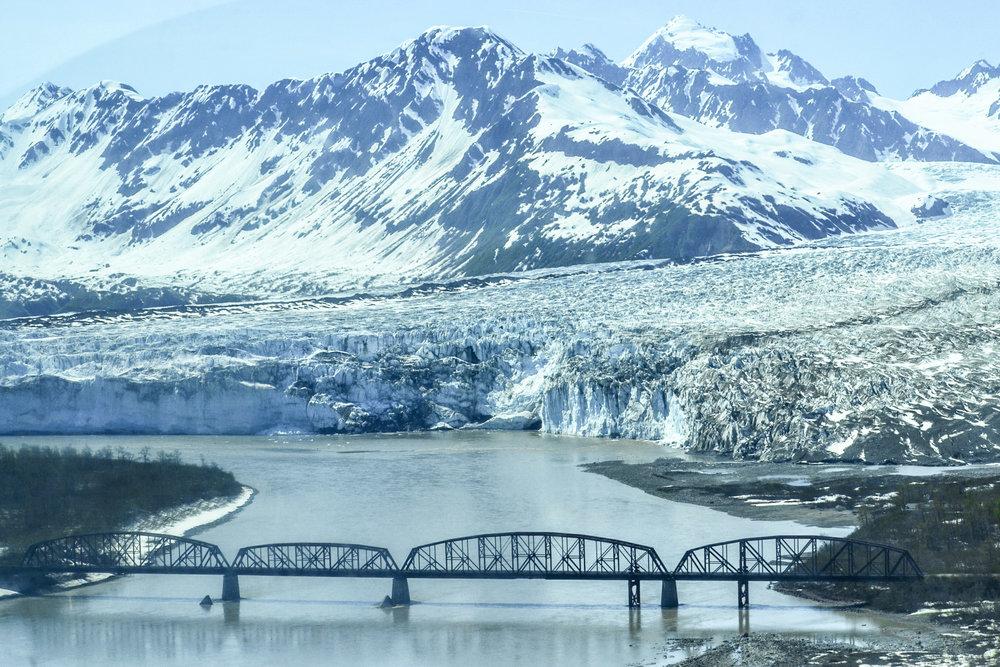 Jewels of the Wrangells Tour:  Million Dollar Bridge