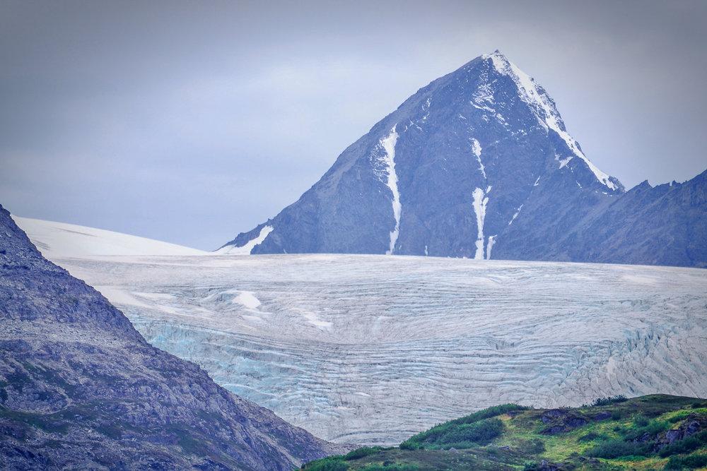 Backcountry Dropoff Tebay Lakes Glacier