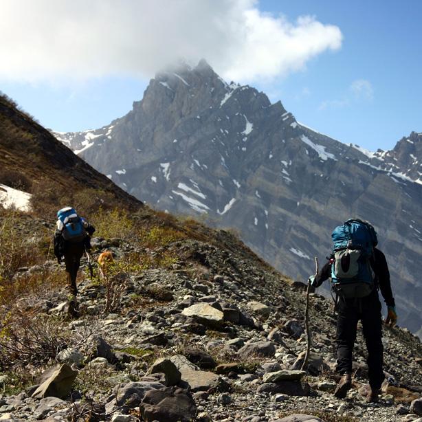 Hiker and peak TB.jpg