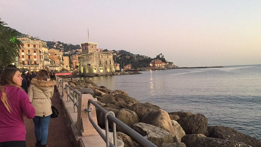 Beautiful Rapallo