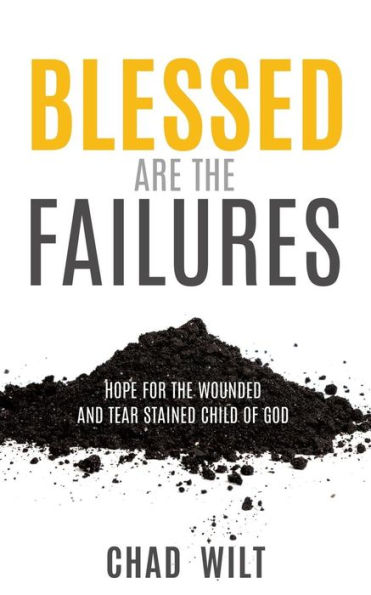 Blessed Are The Failures - My first book published is a valuable resource for those moving forward in their walk with God.This book provides hope for those who are tired of themselves and religion.Blessed are the Failures is now in print! You can find a copy at Amazon or Barnes and Noble.        GET IT HERE!