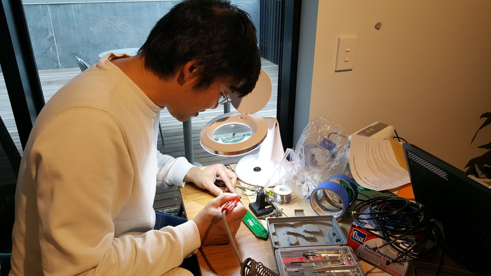Harry – Hardware Assembly Technician