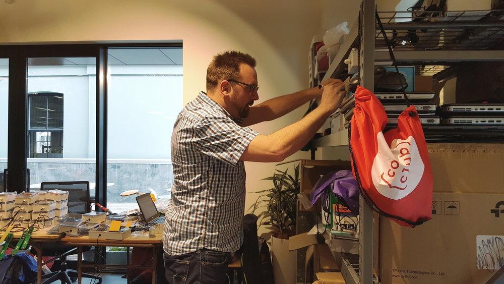 Matt – Programme Manager