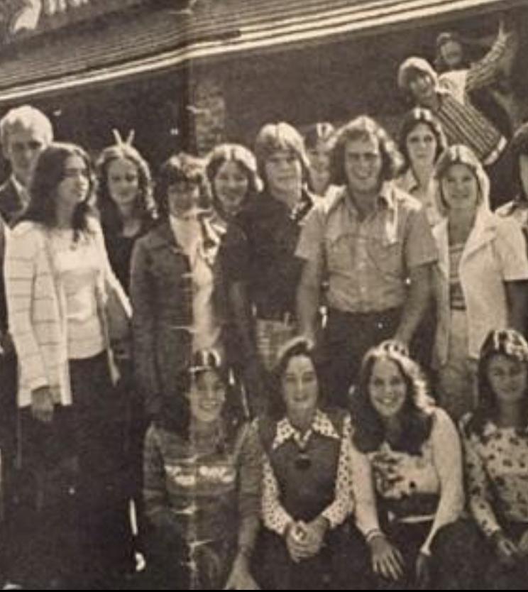 Saint James School class of 1976.