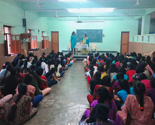 Everyone deserves access to an education. - We serve schoolchildren in Hyderabad, India with products and supplements, but we want to go further. Our goal is to educate and engage with at least 2,000 schoolchildren in Telangana by June 30, 2019 with our menstrual health booklet and via Skype lessons.Help us by clicking the button below and contributing specifically for this campaign.Once sufficient funds are raised to complete and distribute the booklet, we will make the material free online to anyone who wants it.