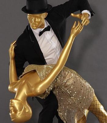 Dancing Mannequins