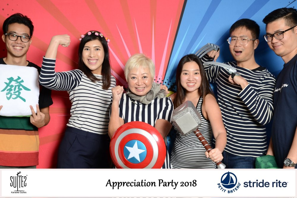 Fung Kids Appreciation Party on 12 October 2018