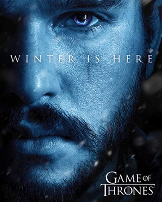 Tonight 😱#gameofthrones