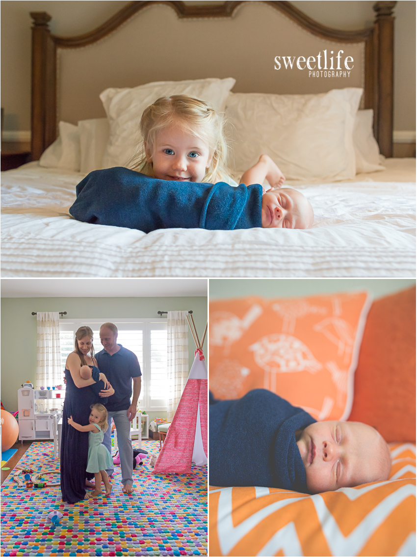 Phoenix Lifestyle Newborn Photographer | SweetLife Photography