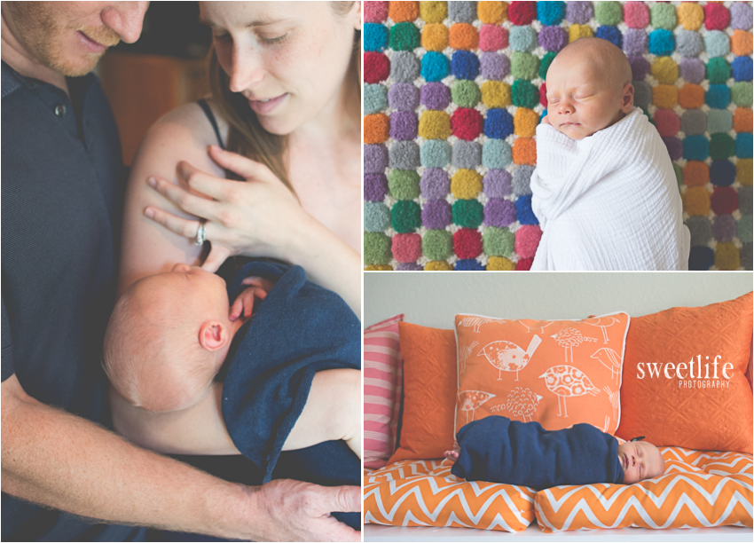 Scottsdale Lifestyle Newborn Photographer | SweetLife Photography