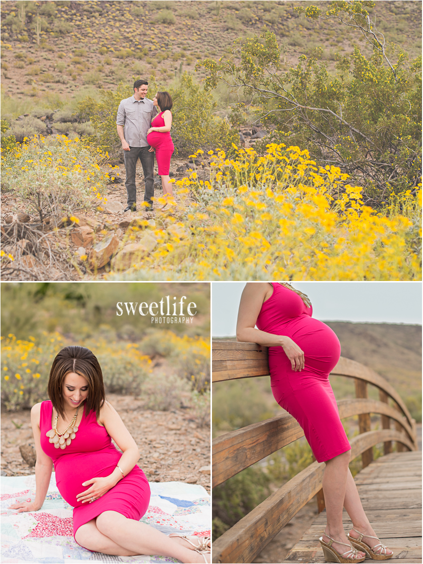 North Phoenix Maternity Photographer :: SweetLife Photography