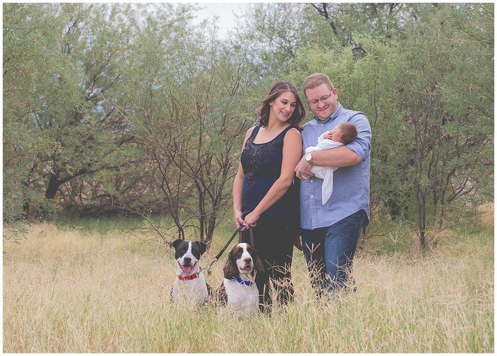 Phoenix Outdoor Lifestyle Newborn session | Sweetlife Photography