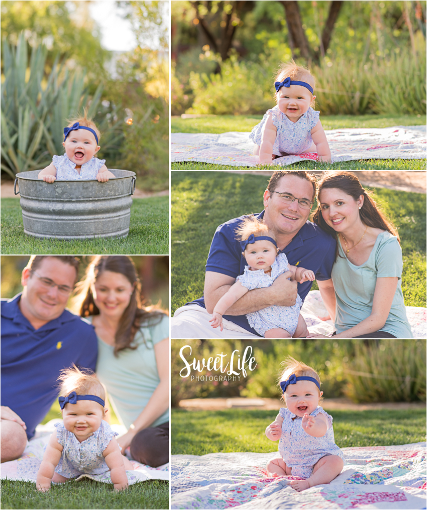 North Scottsdale Baby and Family Photographer : SweetLife Photography