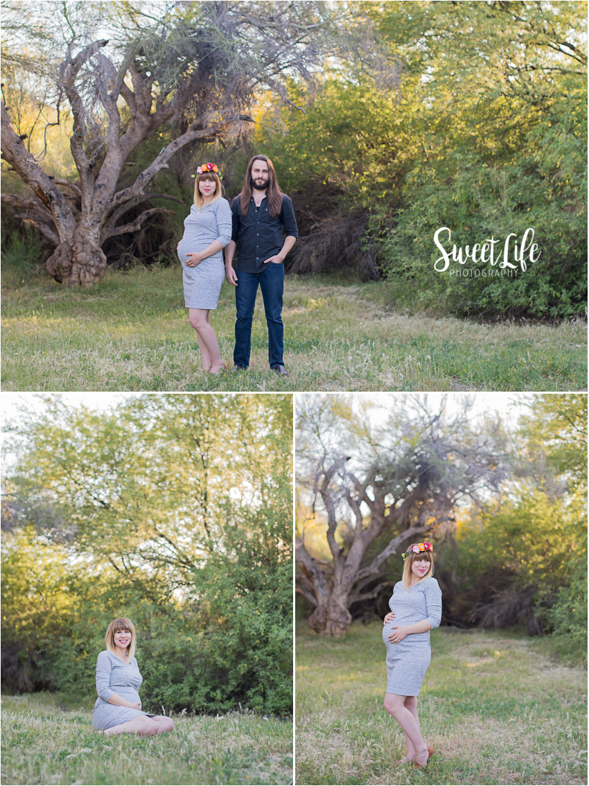 North Phoenix Maternity Photographer {www.sweetlife-photography.com}