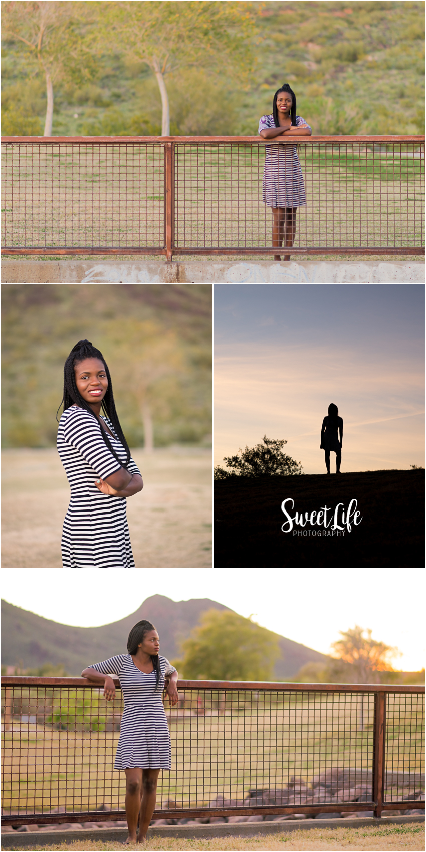 North Glendale High School Senior Portait Photographer {www.sweetlife-photography.com}