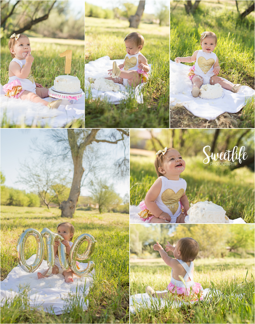 First Birthday session | {www.sweetlife-photography.com}