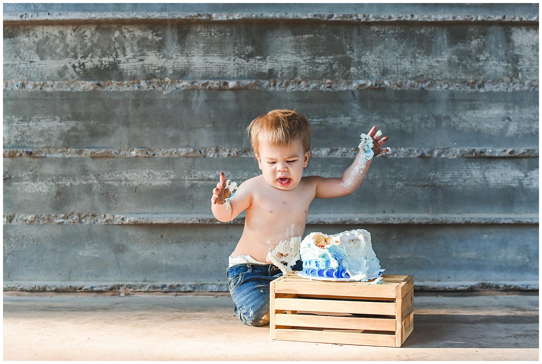 First Birthday Photoshoot | SweetLife Photography