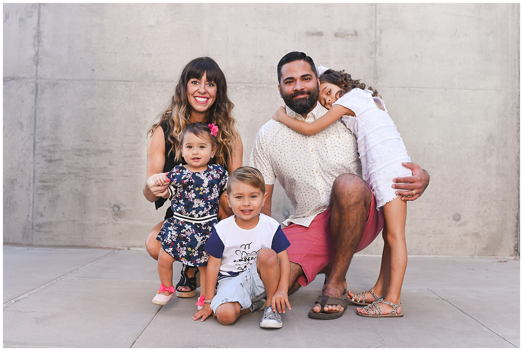 Downtown Phoenix Family Photographer | SweetLife Photography