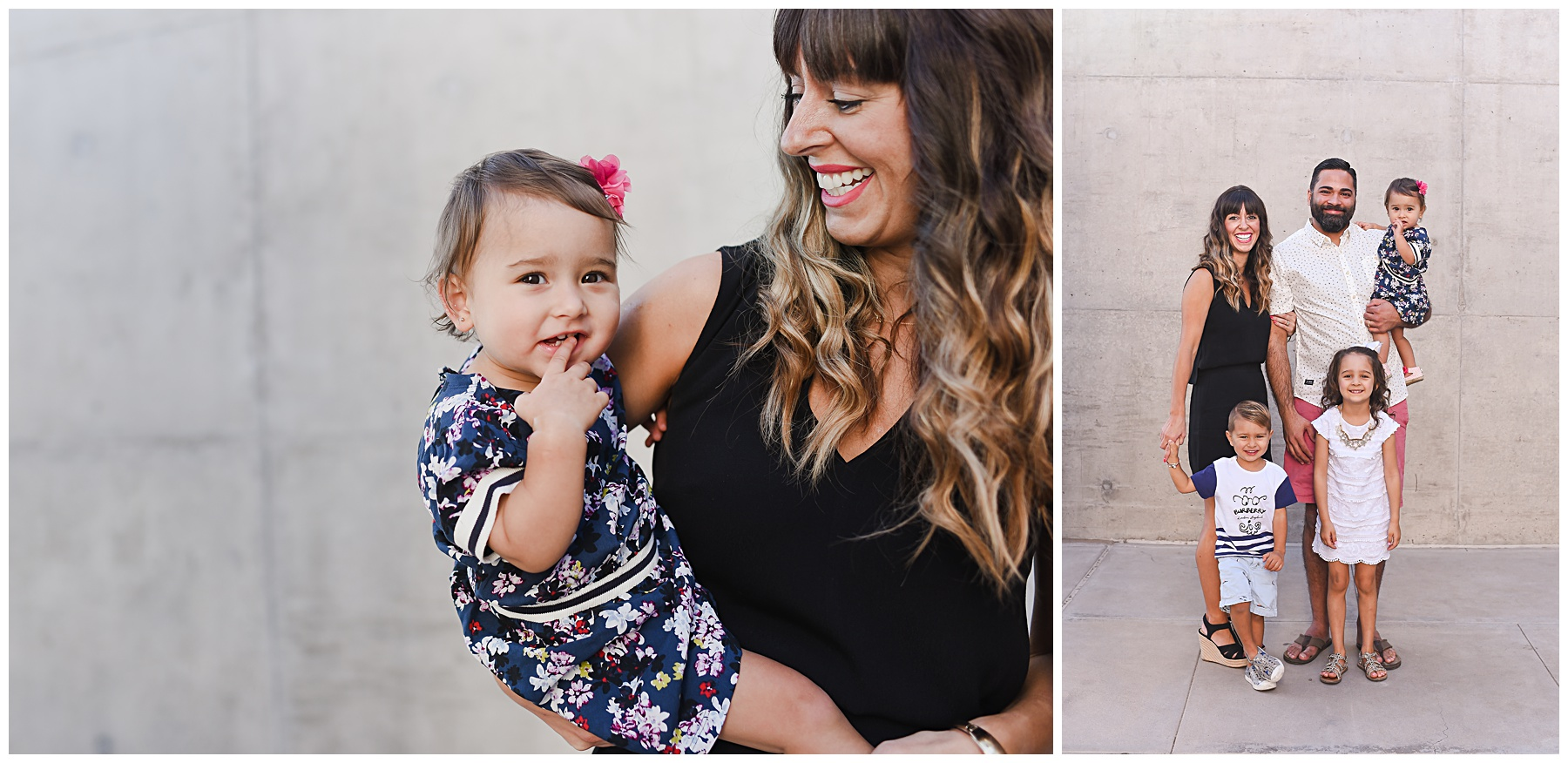 Urban Family Photoshoot in Phoenix | SweetLife Photography