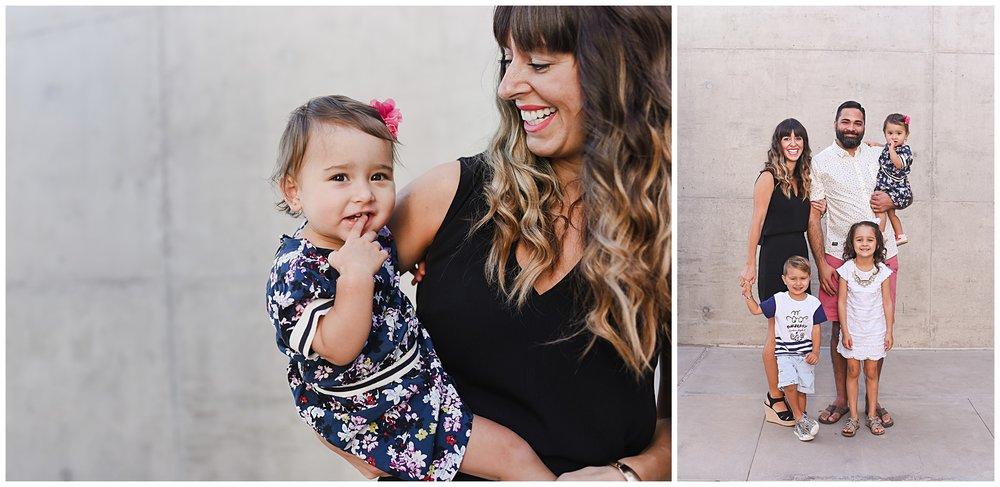 Urban Family Photoshoot in Phoenix   SweetLife Photography