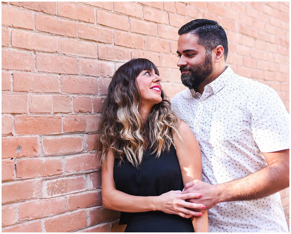 Urban Phoenix couple   SweetLife Photography