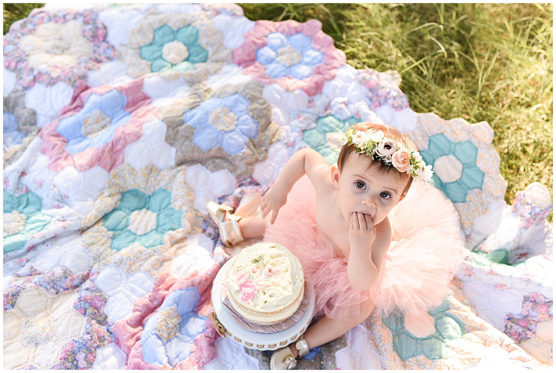 North Phoenix Baby's First Birthday Photographer | SweetLife Photography