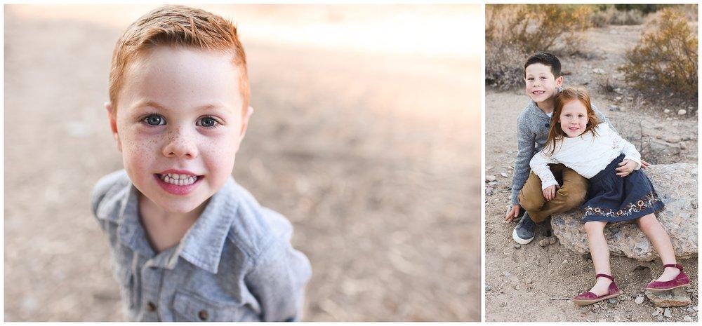 Child Portrait | Phoenix Lifestyle Family Portraits