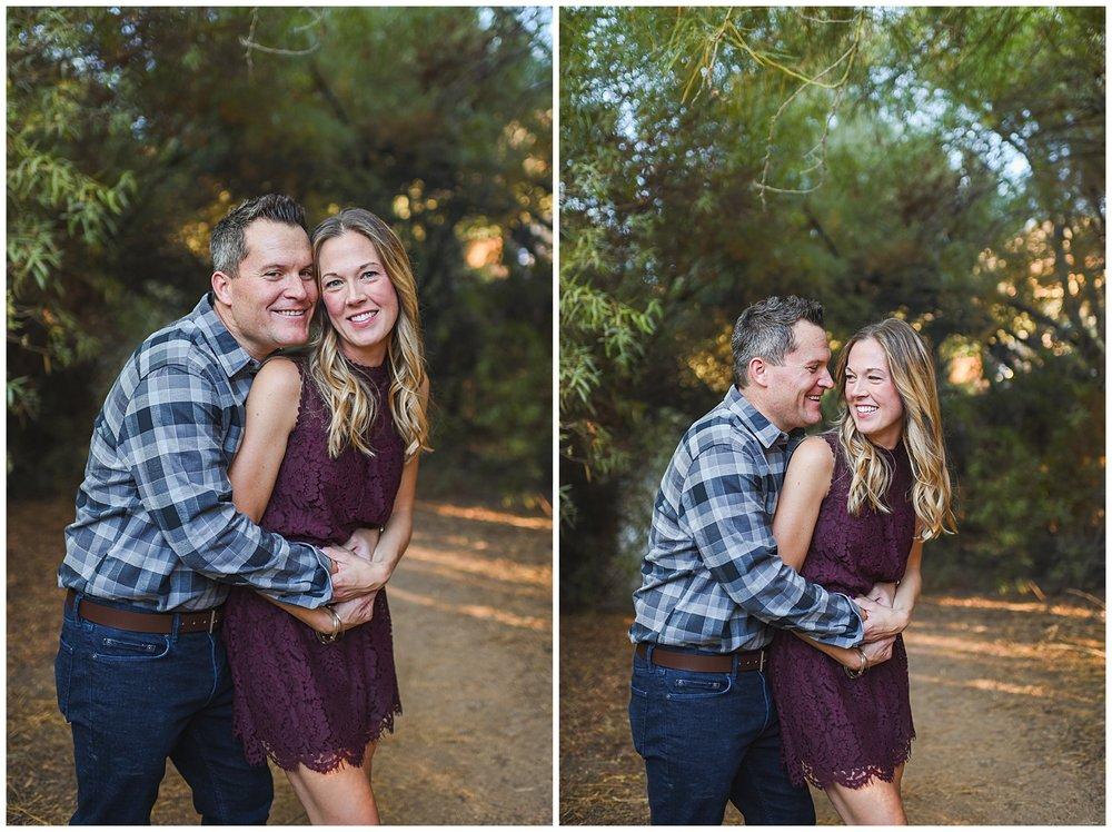 Mom + Dad | Phoenix Lifestyle Family Portraits