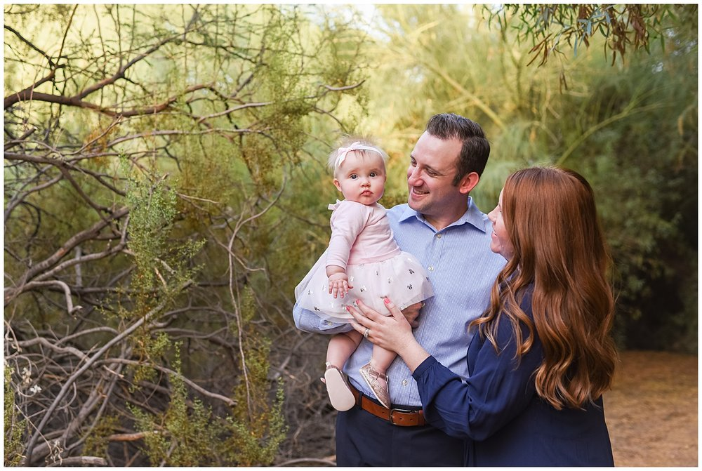 Family of Three | Phoenix Family Portraits