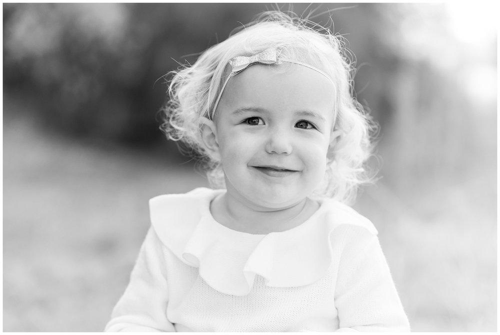 Toddler black & white image Phoenix, AZ | SweetLife Photography