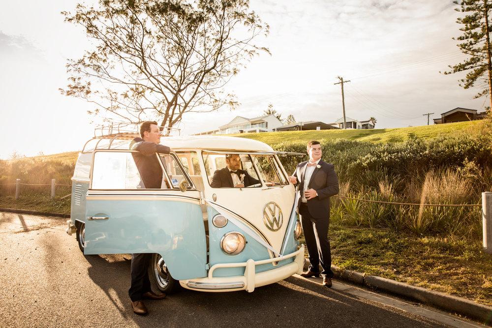 Hunter valley wedding photography