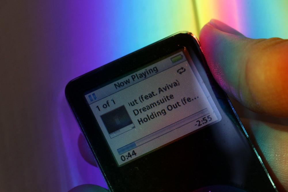 2006 1st iPod nano