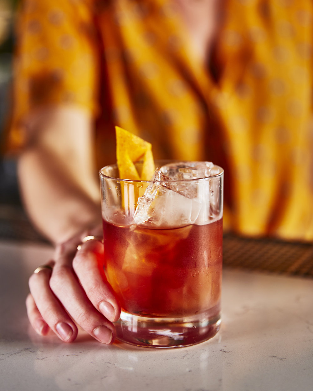 Happy Hour - MON-FRI 4-7PMHandcrafted cocktails, glasses of wine, and boozy Italian Cream Sodas. Save Your Seat!