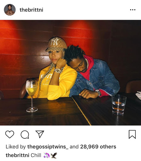 MeanWhile Future is Enjoying Newly  Married Life with 3rd Baby Mama Brittini.jpg