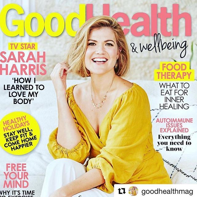 Congratulations to this beautiful human @whatsarahsnapped  For another beautiful cover @goodhealthmag ✨  Microblading | @bystella_cosmetictattooing  We went for a subtle natural look  Using @bystella_cosmetictattooing pigments in light brown & medium brown .