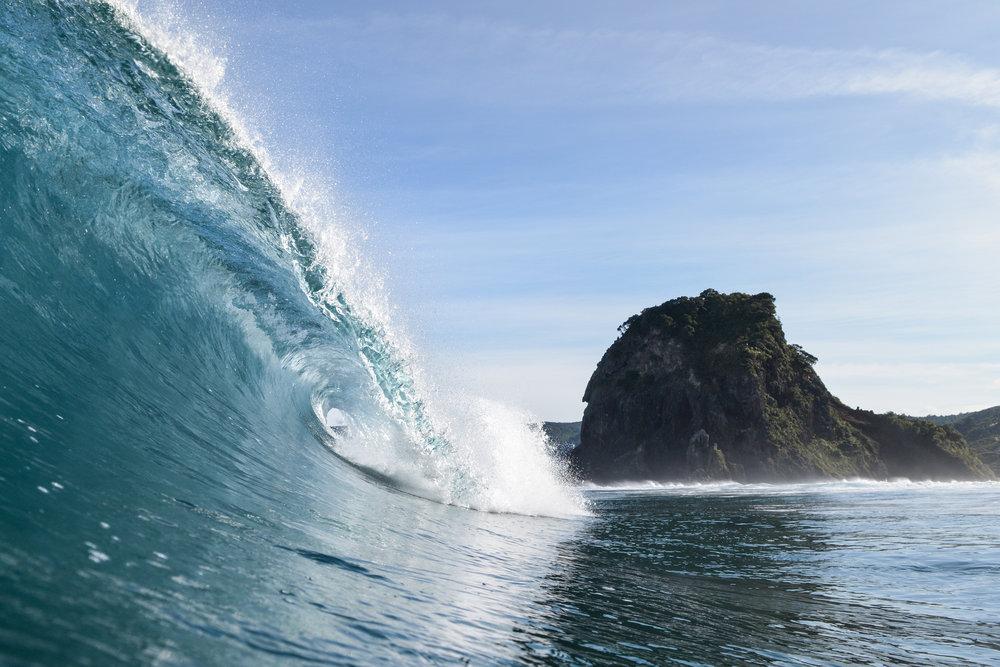 Surfing NZ - Quiver South surfboard rentals