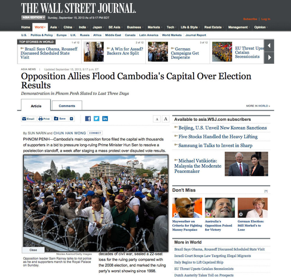 The Wall Street Journal - Nicolas Axelrod / Gettyimages