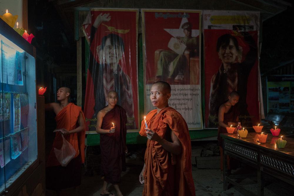 Myanmar's historic polls leave Muslims facing an uncertain futur