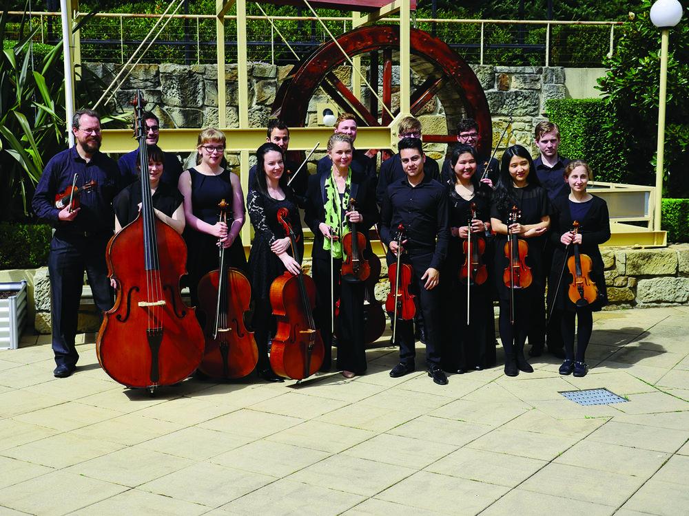 Conservatorium String Ensemble - Adults $10 Children $2 Family $18 Concession $50409 361 940