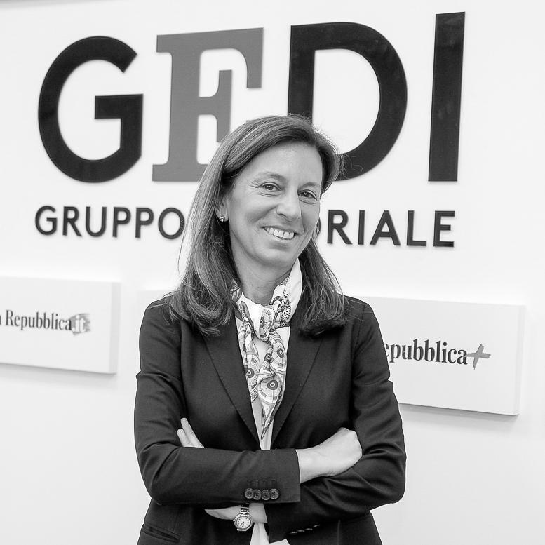 Laura Cioli - Amministratore Delegato, GEDI Gruppo Editoriale